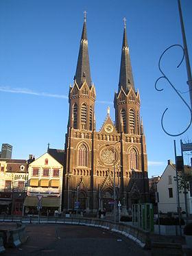 Binnenstad Tilburg