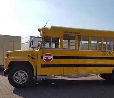 Schoolbus fotogalerij 1