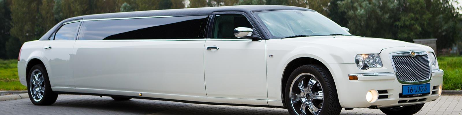 Chrysler limousine - Header