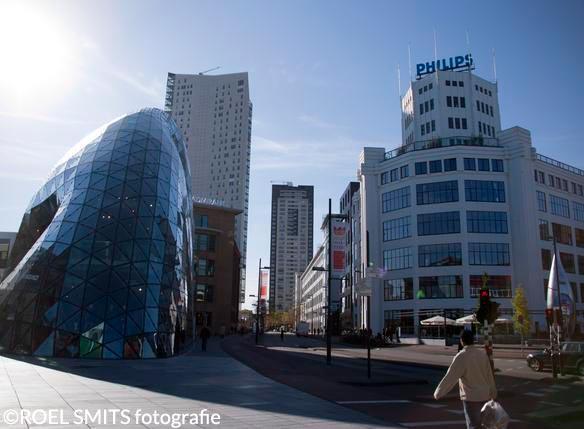 Roel Smits Fotografie Binnenstad Eindhoven