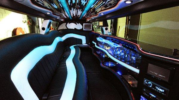 Porsche limousine fotogalerij 3