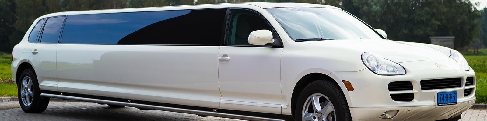 Porsche limousine - Header