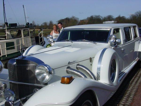 Excalibur limousine wit fotogalerij 2
