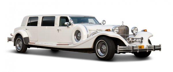 Excalibur limousine wit fotogalerij 3